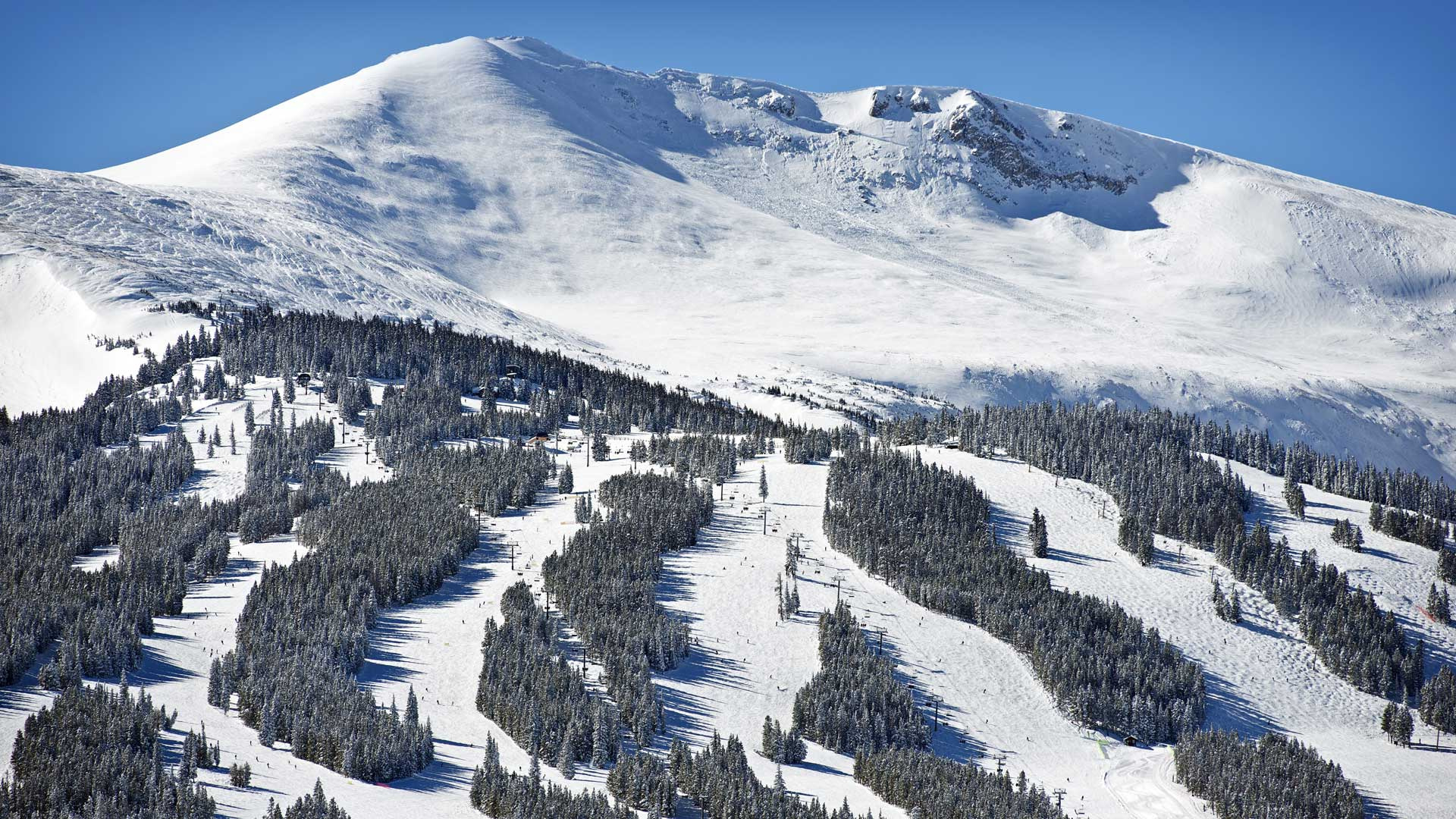 The Perfect Ski Day At Breck - Stay Slopeside